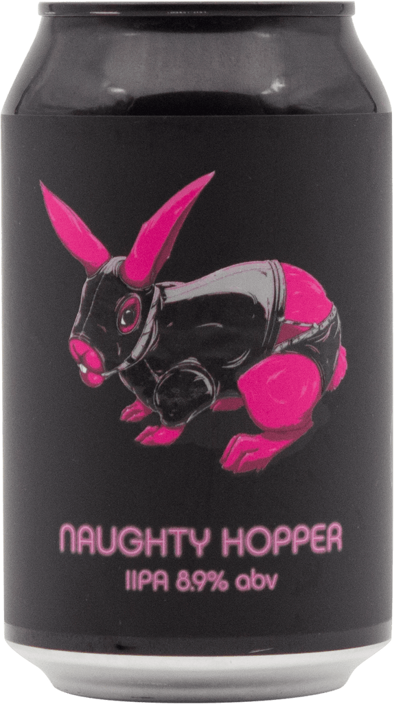 Double Vision Brewing Naughty Hopper IIPA