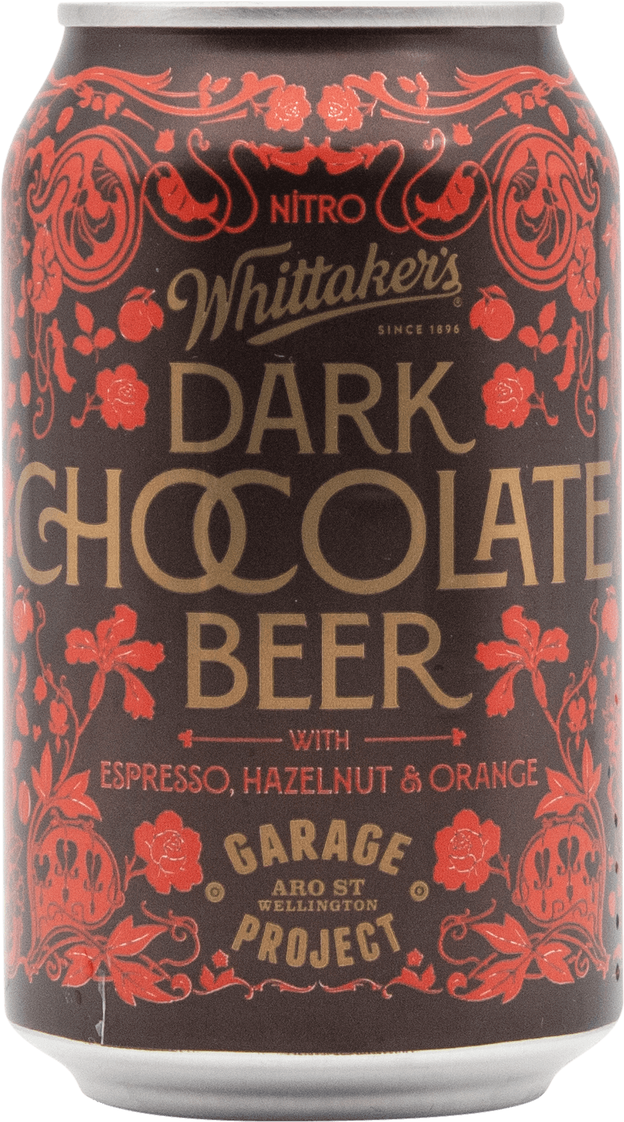 Garage Project Whittaker's Dark Chocolate Beer