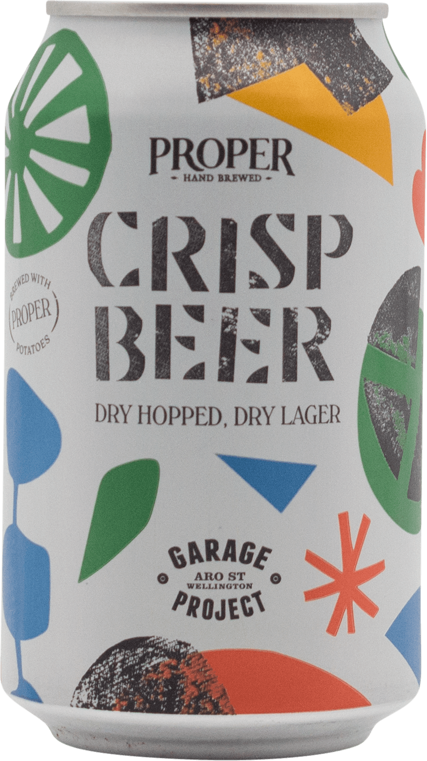 Garage Project Proper Crisp Beer