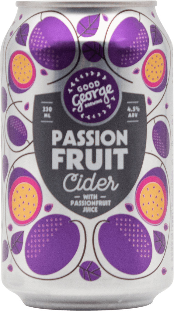 Good George Passionfruit Cider