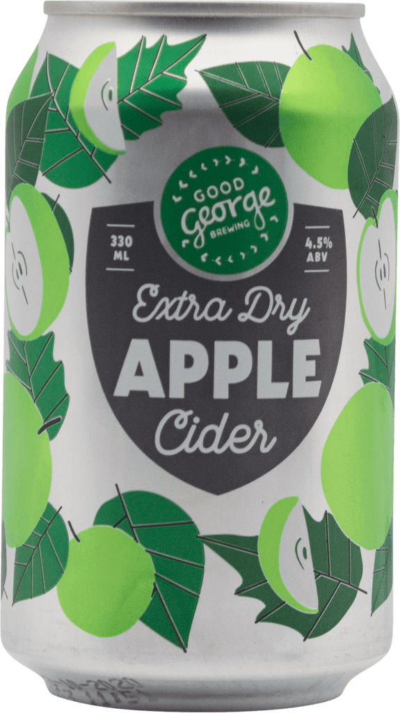 Good George Extra Dry Apple