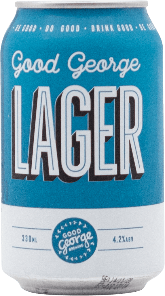 Good George Lager