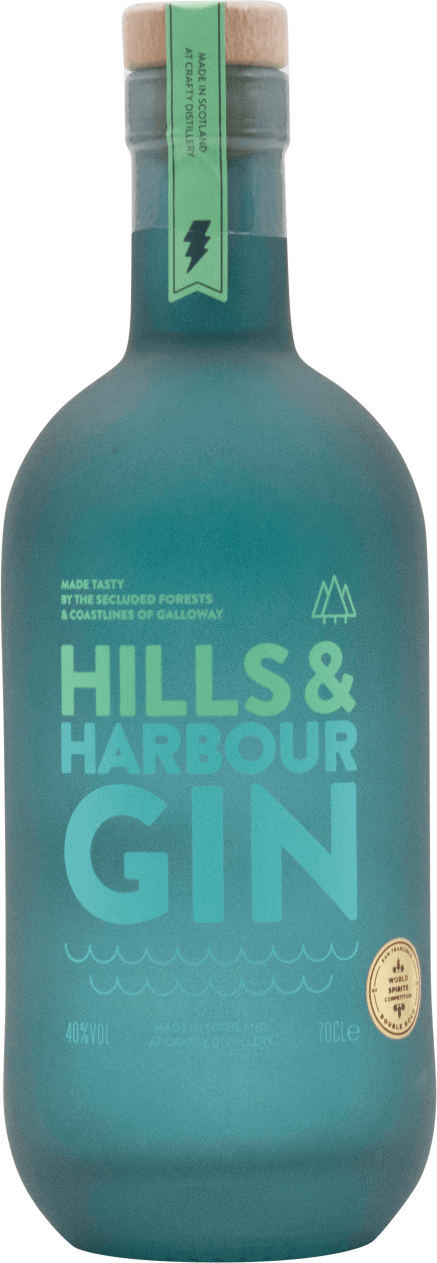 Hills & Harbour Scottish Gin