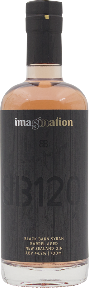 Imagination Black Barn Syrah Barrel Aged Gin