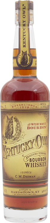 Kentucky Owl Batch 9 Bourbon