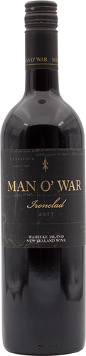 Man O' War Ironclad 2017