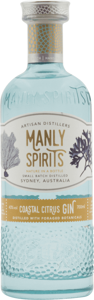 Manly Spirits Co. Coastal Citrus Gin