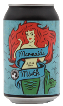 Mount Brewing Co Mermaids Mirth APA