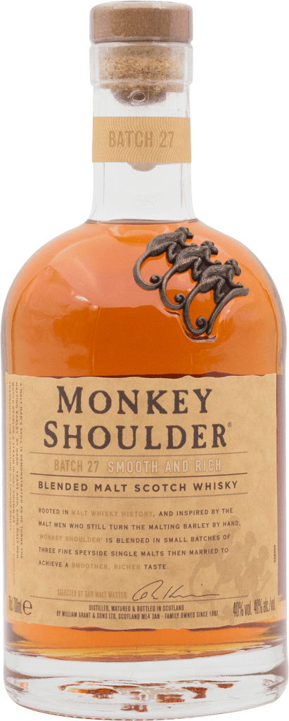Monkey Shoulder Malt Scotch Whisky
