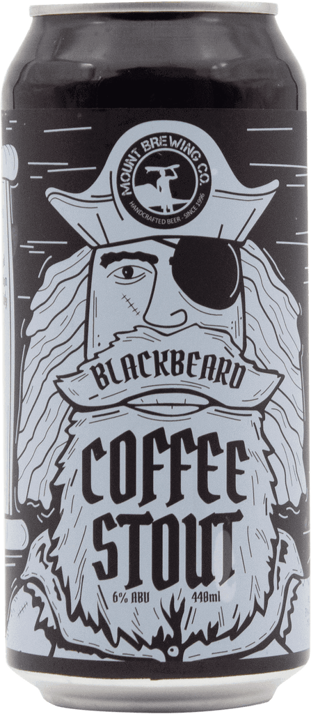 Mount Brewing Blackbeard Coffee