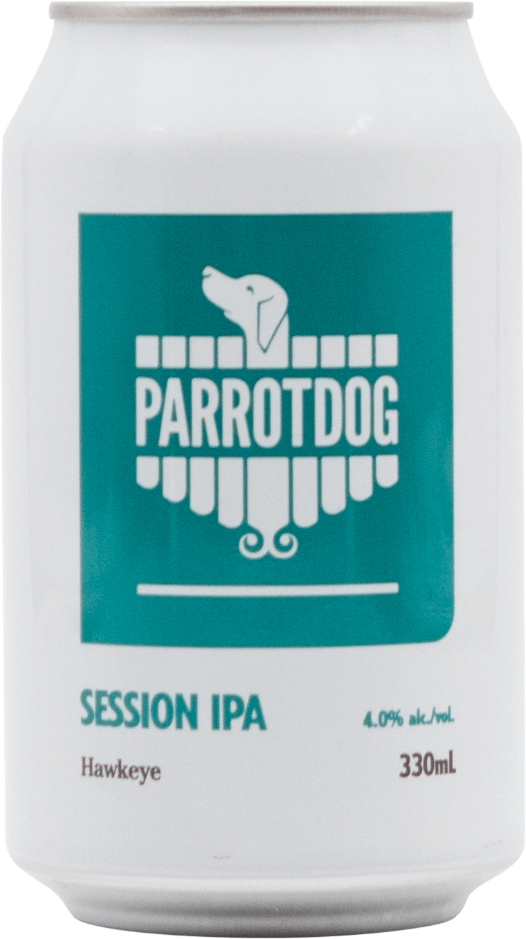 Parrotdog Brewing Hawkeye Session IPA