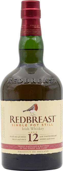 Redbreast 12YO Irish Whiskey