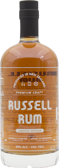 Russell Spiced Rum