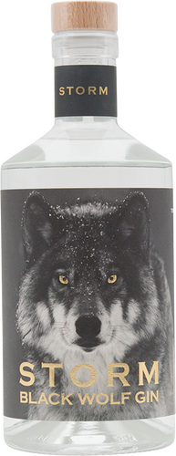 Black Wolf Gin by STORM