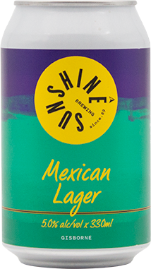 Sunshine Brewing Mexican Lager