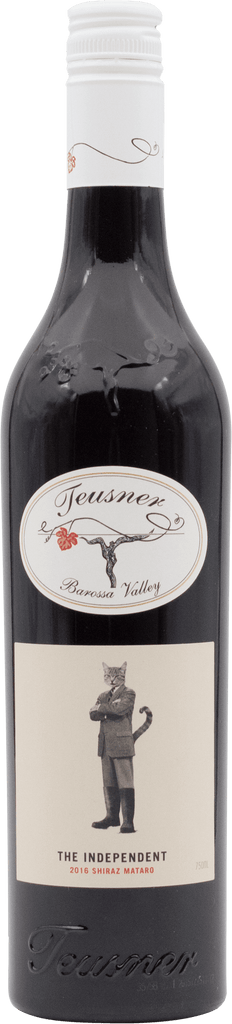 Teusner Wines The Independent 2016