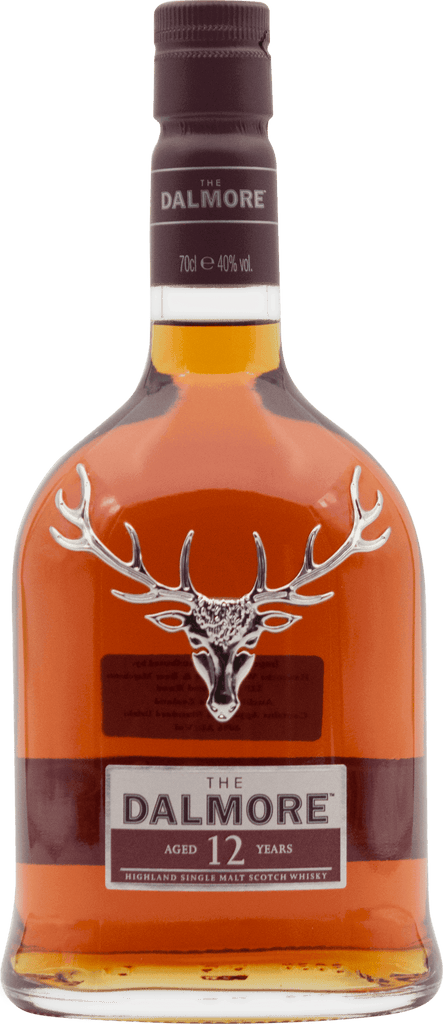 The Dalmore 12YO Scotch Whisky