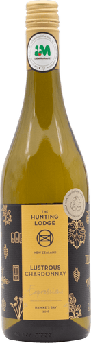The Hunting Lodge Expressions Chardonnay 2018
