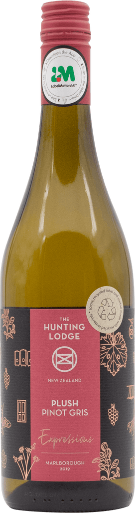 The Hunting Lodge Expressions Pinot Gris 2019