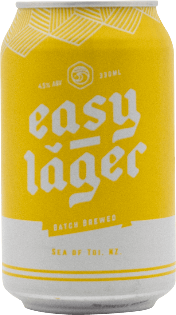 Island Brewing Co Easy Lager