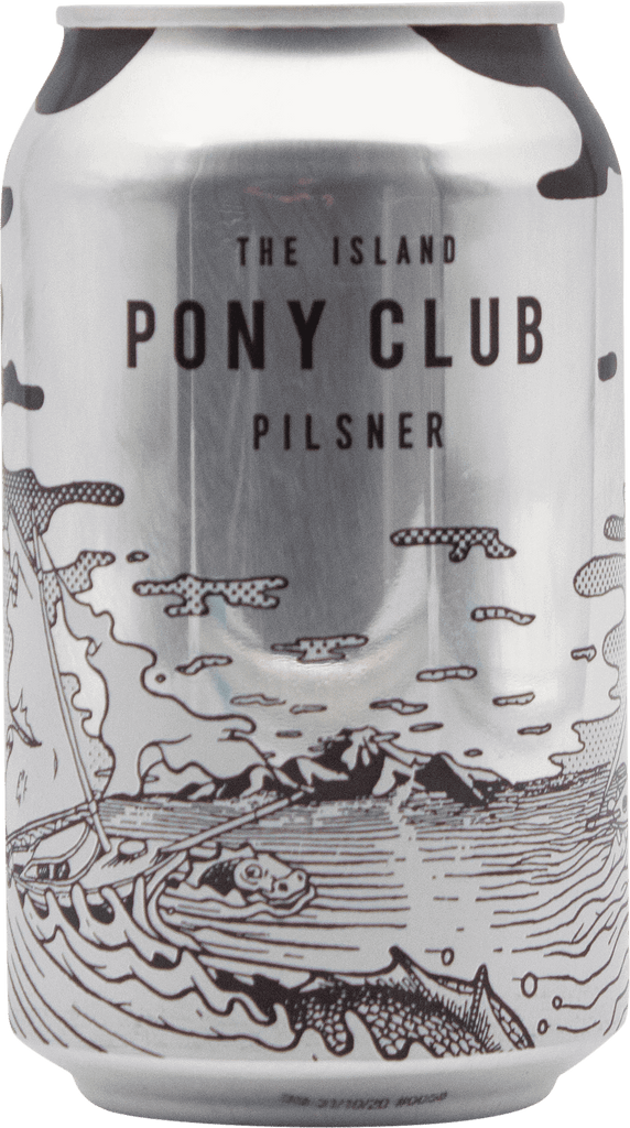 Island Brewing Pony Club Pilsner
