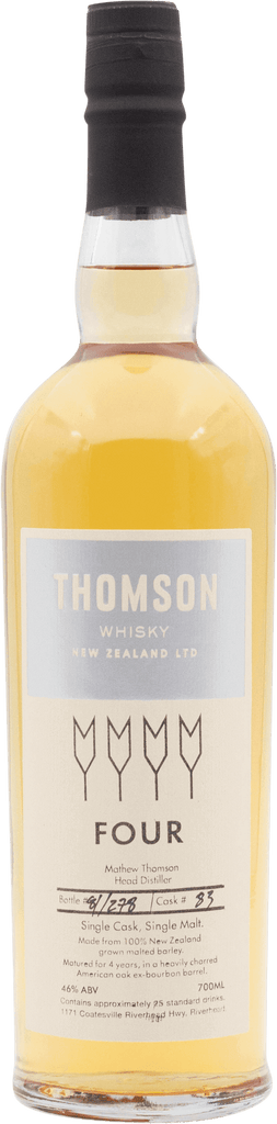 Thomson Four Whisky