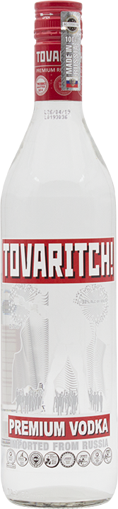 Tovaritch! Russian Vodka