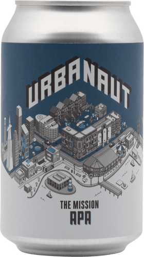 Urbanaut The Mission APA