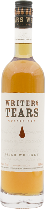 Writers Tears Copper Pot Whiskey