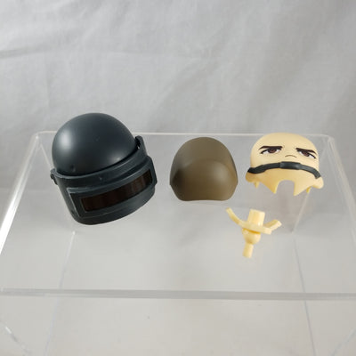1089 -The Lone Survivor's Faceplate and Welding Helmet