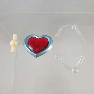 413 -Windwaker Link's Heart Container with Stand