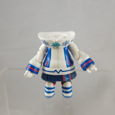 570 -Snow Owl Miku's Sporty Outfit (Option 2)