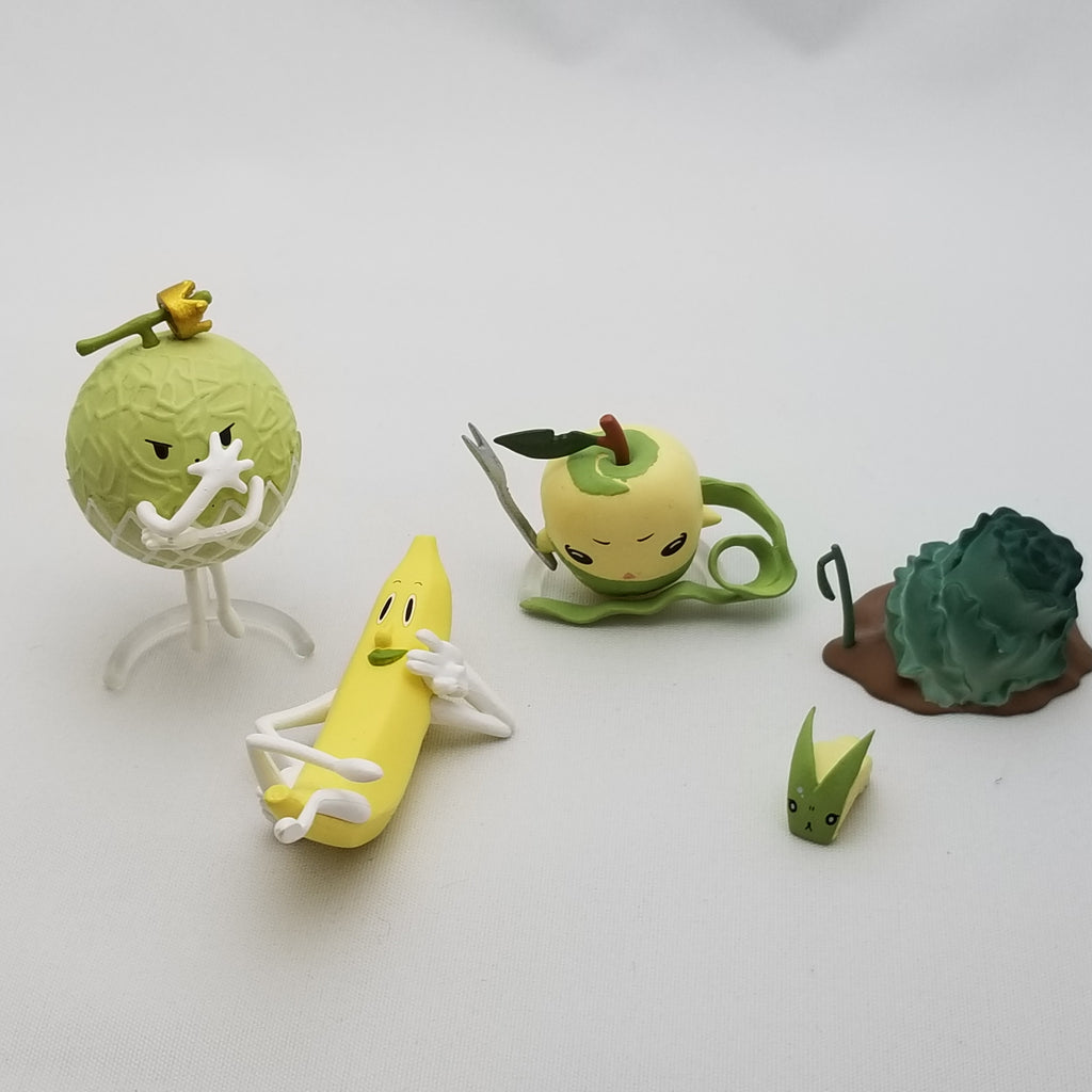 154 - Konomi's Fruit and Veggie People with Attitude