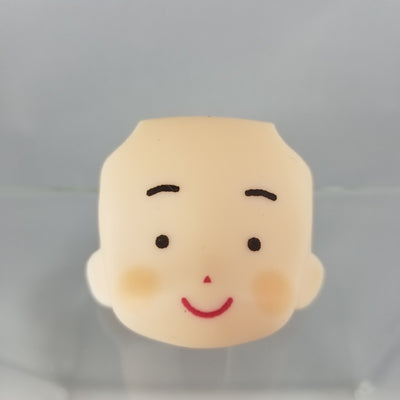 Nendoroid More Faceswap 3- Smiley Face