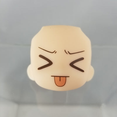 Nendoroid More Faceswap 3- Tongue Out