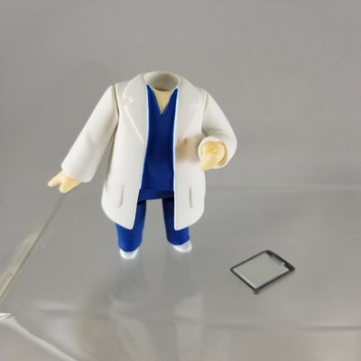 Nendoroid More: Dress Up Clinic Male Doctor in Scrubs