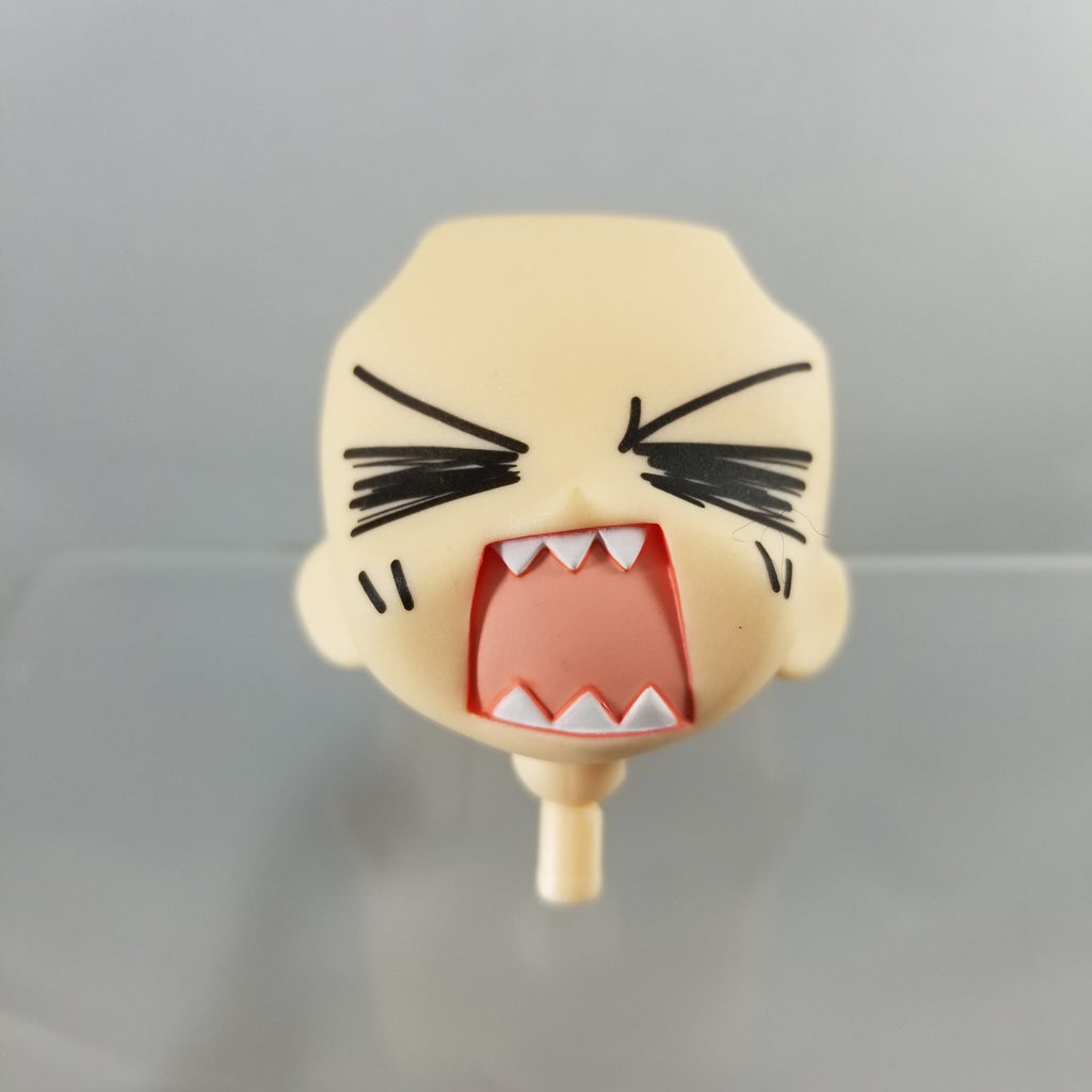 121-3  or 250-3 -Saber Tantrum Faceplate