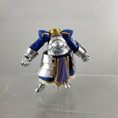 121 -Saber Super Moveable Vers. Armor Variation 1