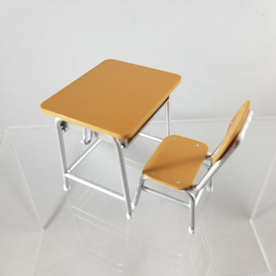 Playset School Life SET A & B Desk & Chair
