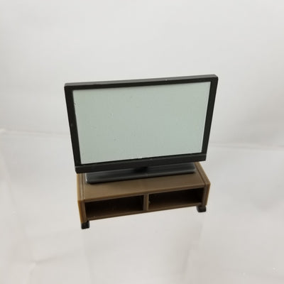 199 - Sena's Flat screen TV and TV stand