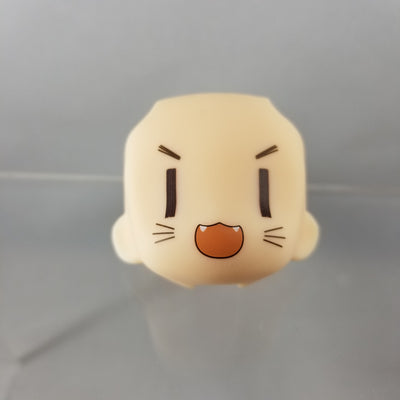 Nendoroid More Faceswap 02: Cat-Like Face
