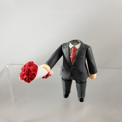 Nendoroid More: Suits Male Suit with Bouquet