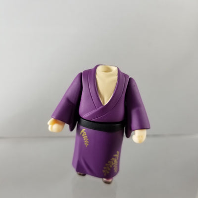 Nendoroid More: Male Purple Yukata