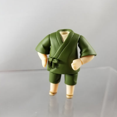 Nendoroid More: Male Jacket and Trouser Green Yukata