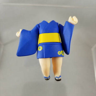 Nendoroid More: Female Blue, Short Yukata
