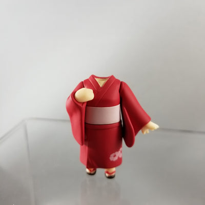 Nendoroid More: Female Red Yukata