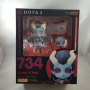 734 -Queen of Pain Complete in Box Very Good