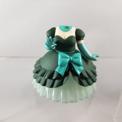 Nendoroid More: Dress Up Wedding -Green Ballgown (No tiara)