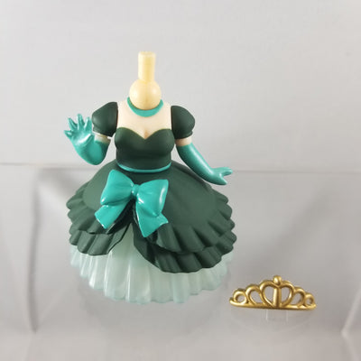Nendoroid More: Dress Up Wedding -Green Ballgown