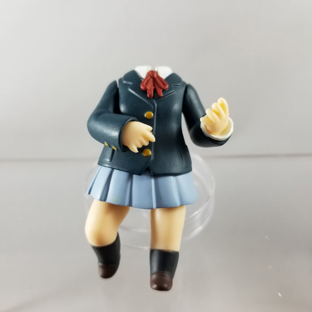 104 - Azusa's K-On Dark Blue School Uniform
